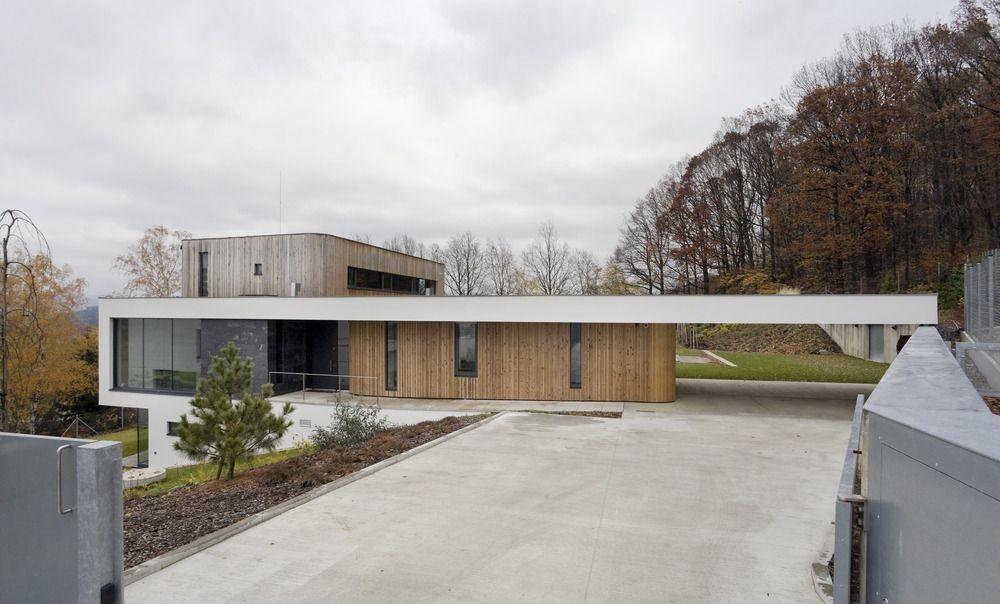 Dům Lazy III. by Pavel Mudřík
