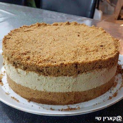 השמועה אומרת ש...: עוגת מוס לוטוס פירורים - עונג צרוף