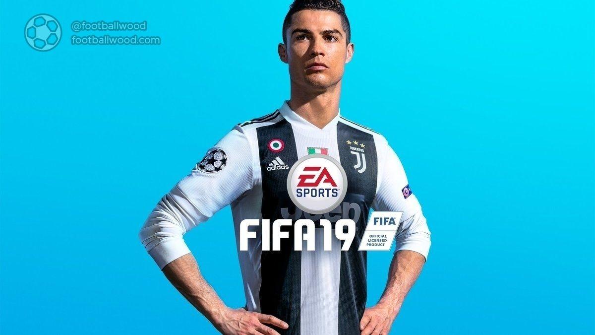 Fifa 19 Poster Is Ronaldo The Best Football Fifa Fifa19 Ronaldo Juventus Fifa Ronaldo Membaca