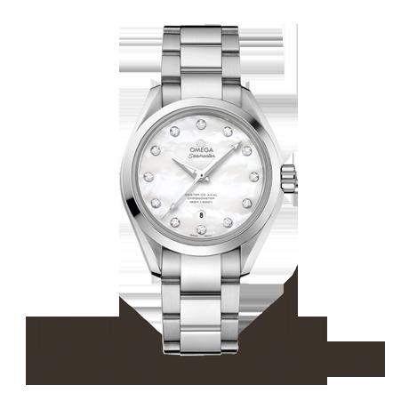 Ladies Watches - Omega Aquaterra Ladies Watch - O23110342055002
