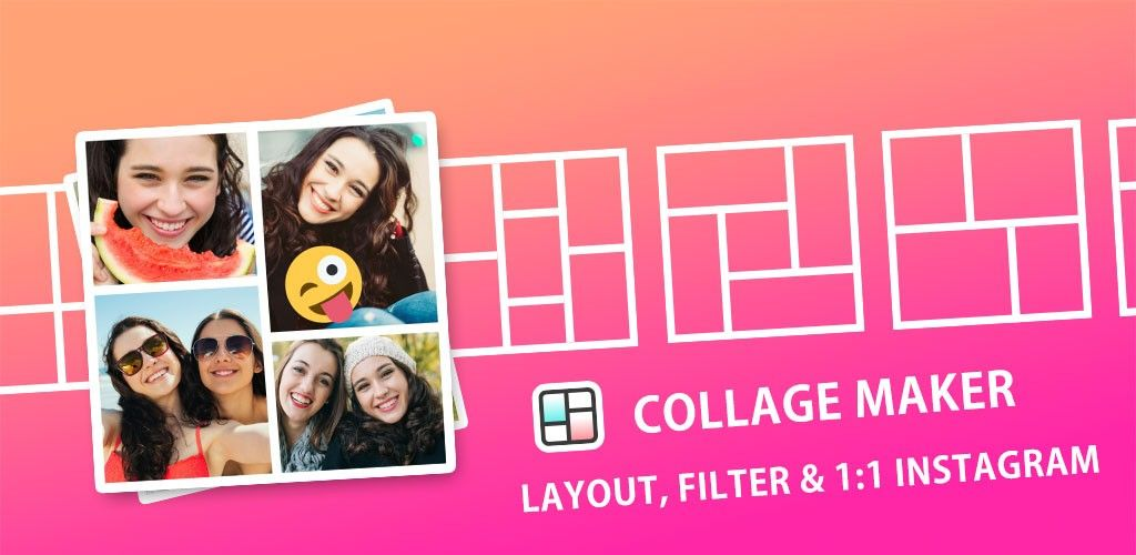 Collage Maker Photo Editor & Photo Collage V1.212.72