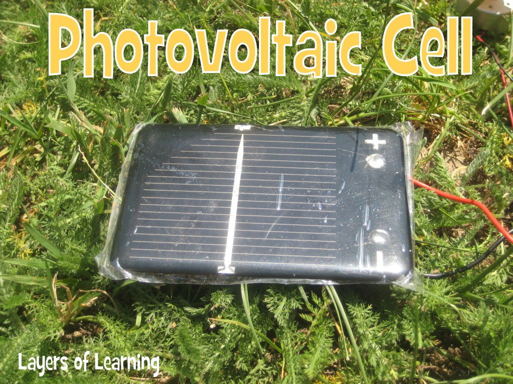 Solar Energy Experiments Learning Science Photovoltaic Cells Solar Energy System