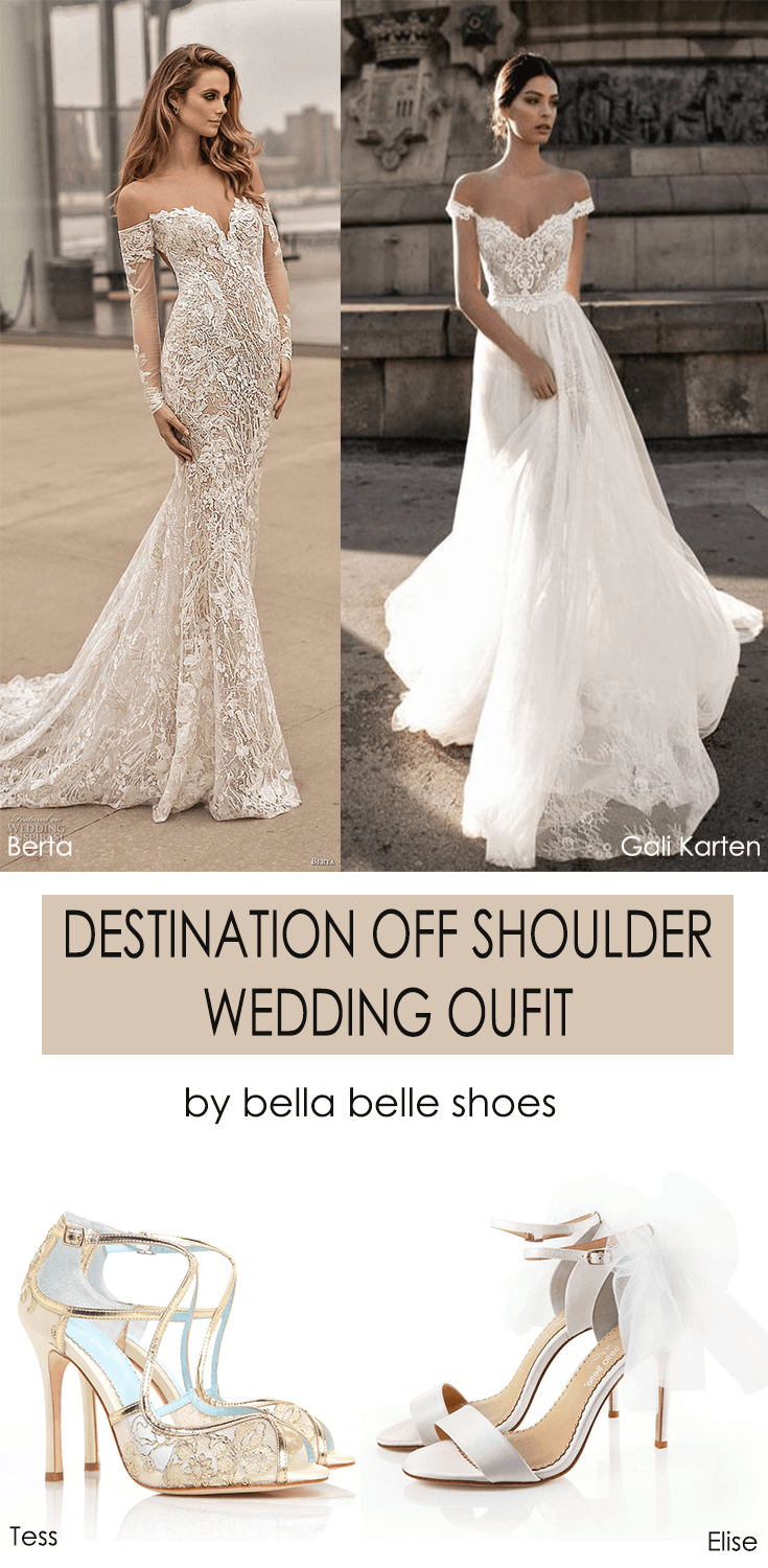 For brides who are trendy and daring berta and gali karten off