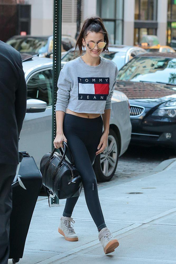 Bella Hadid's Best Off-Duty Looks http://ift.tt/1WVgUgU #ElleUK #Fashion
