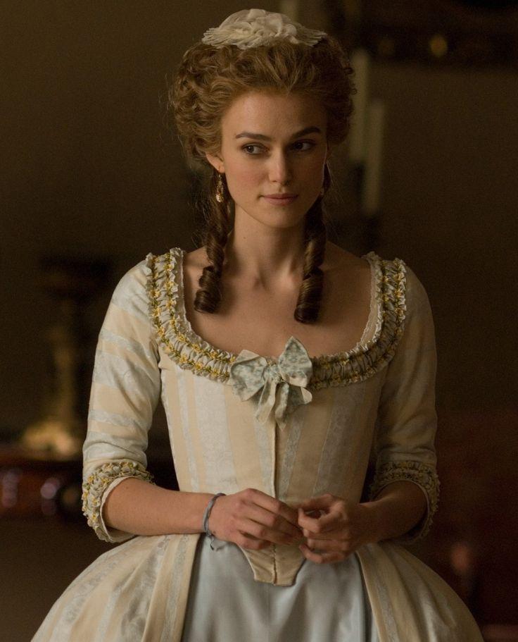Resultado de imagen de keira knightley the duchess tumblr