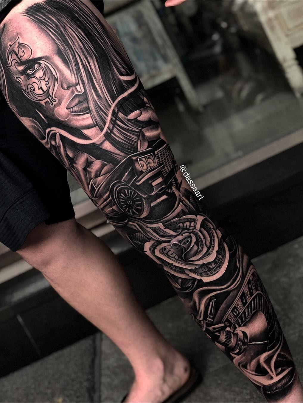 Pin Em Tattoo Pro Jefao