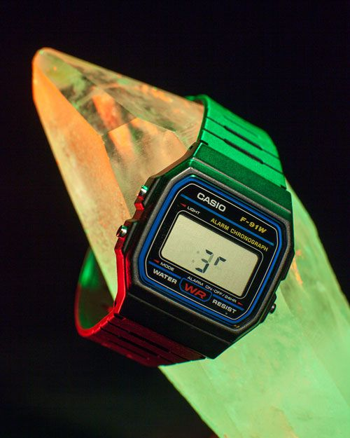 Dexter Sinister, Watch Wysocan 0.5Hz; $175.00