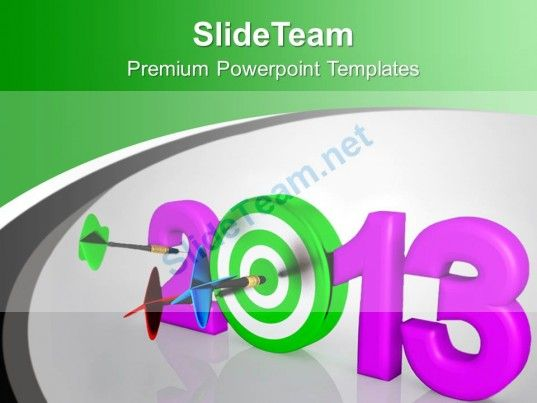 Knock out new year target powerpoint templates ppt backgrounds for check out this amazing template to make your presentations look awesome at knock out new year target powerpoint toneelgroepblik Gallery