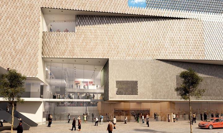 Koç Contemporary Art Museum | Grimshaw Architects