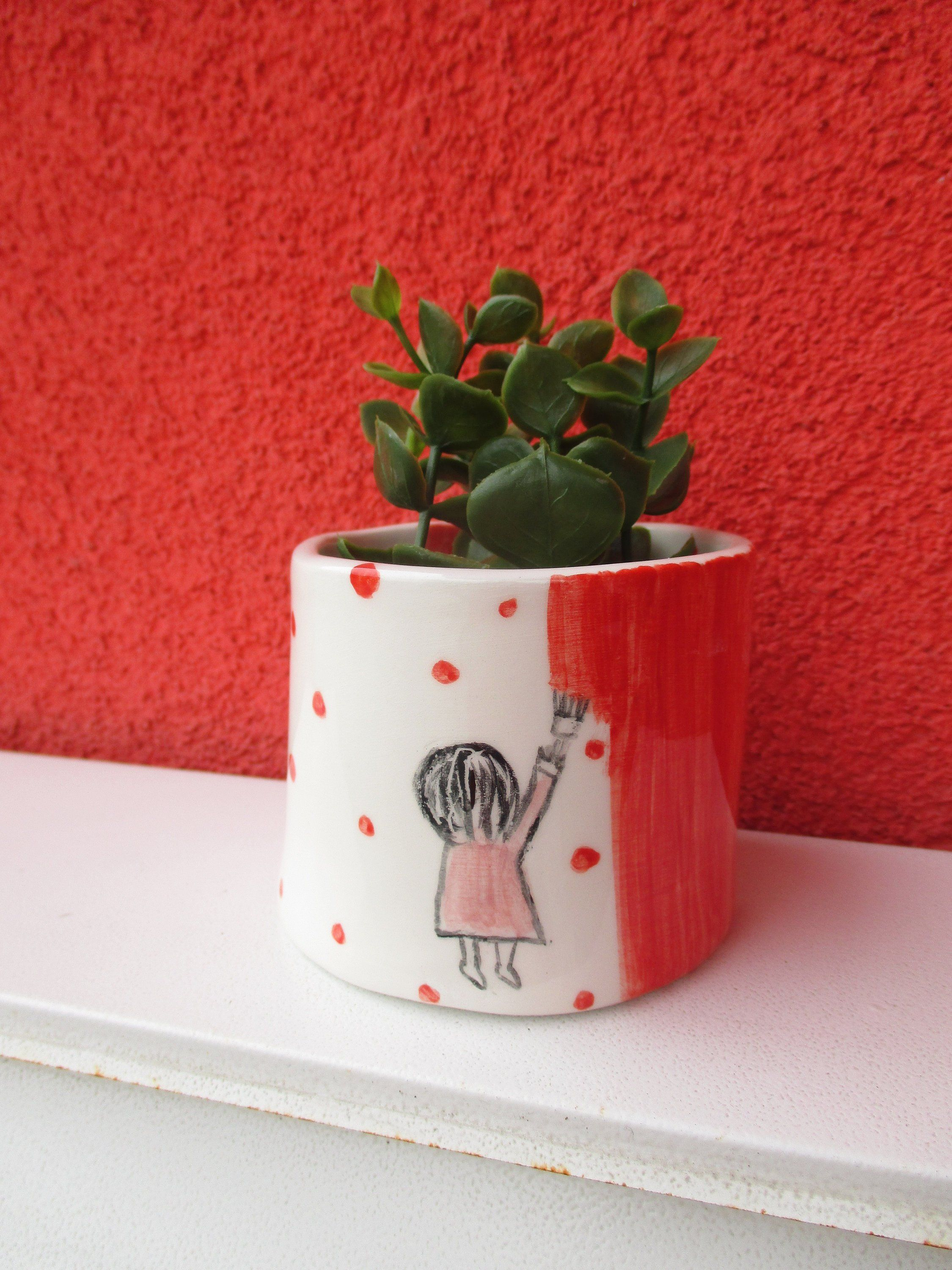 Pinterest : little flower pots - startupinsights.org