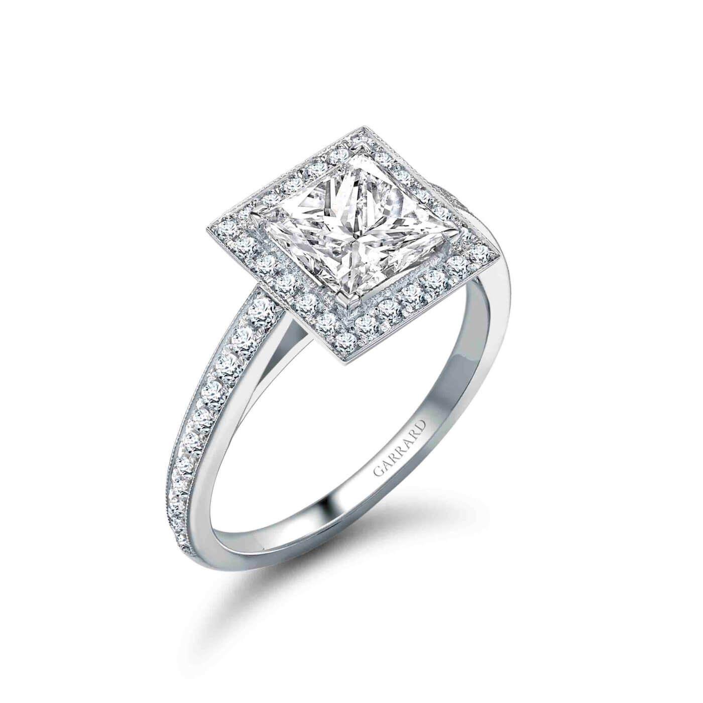 The Garrard Evermore Engagement Ring House of Garrard