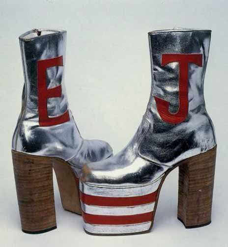 4b15da7028530 a picture just of elton john's shoes from TOMMY - Google Search ...
