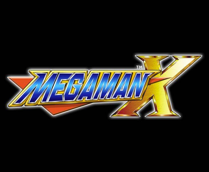Mega Man X Logo Png Google Search Megaman X