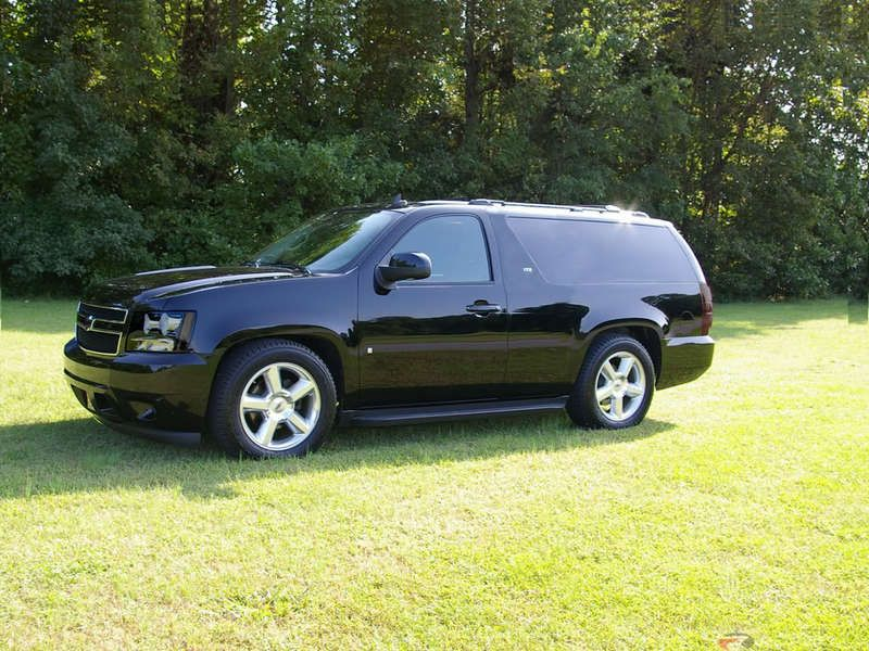 2013 two door Chevy Tahoe Concept Would love to see this come