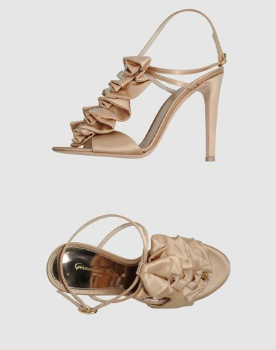 High-heeled sandals Gianvito rossi