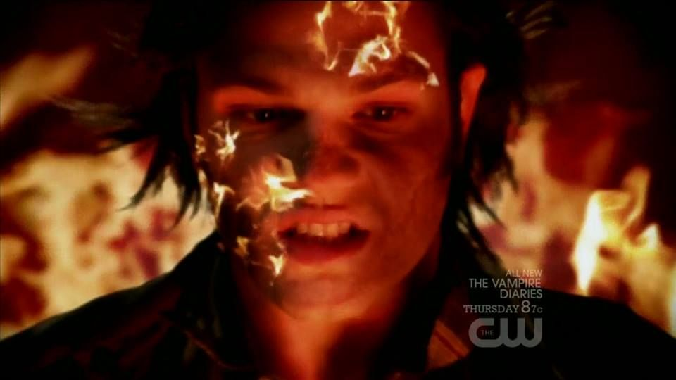 Sammy...the Wall is breaking!  #Supernatural