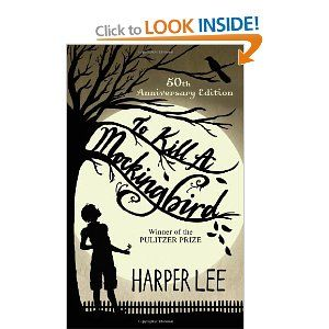amazing classic.  Atticus Finch rocks and Boo Radley is a hero.