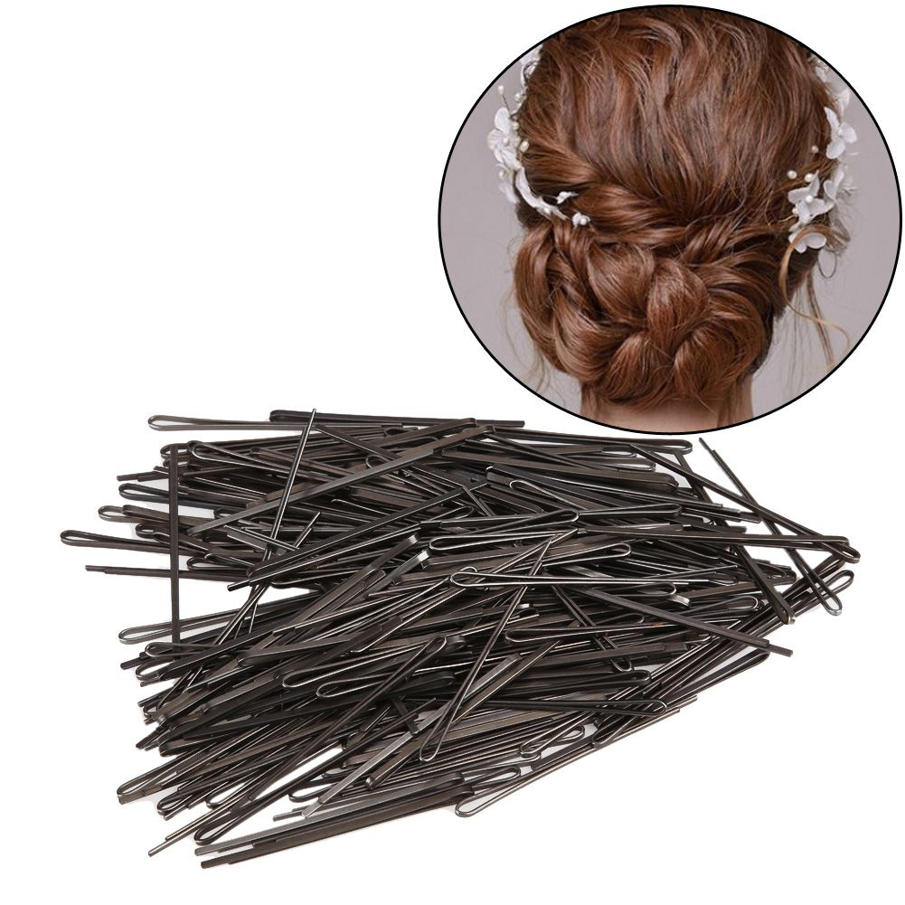 2Pcs Metal Leaf Feather Shape Women Hair Clip Barrettes Hairpin Hairclips Claws
