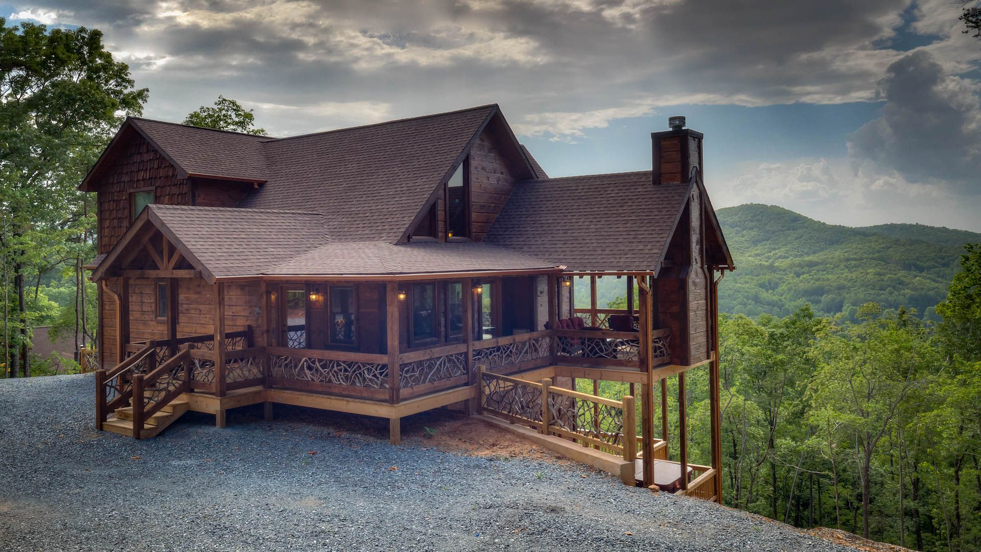 view pin ridge georgia cabins rentals cabin interior blue of wilderness sassafras rentalsblue ellijay in
