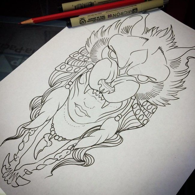 Wolf Wrist Tattoo Designs Ideas And Meaning: 45 Awesome Tribal Lone Wolf Tattoo Designs And Meanings