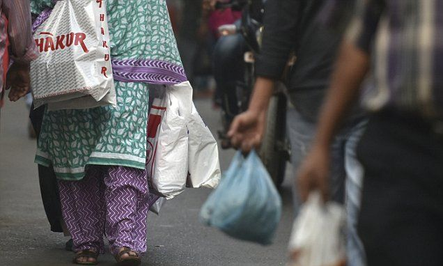 Mumbai bans plastic, with £275 fines and JAIL for single