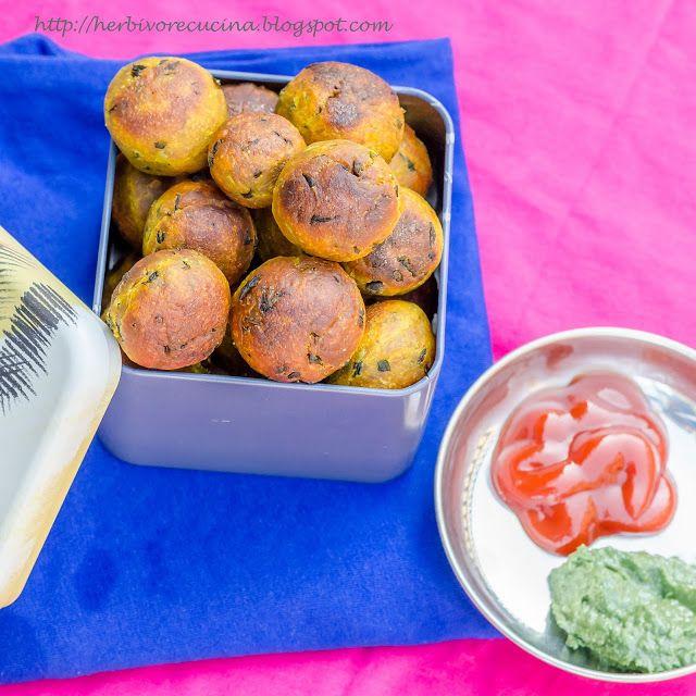 Non-fried Methi Muthiya | Fenugreek Dumplings