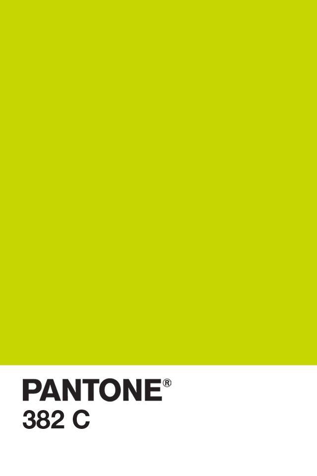 Pantone 382 C Cores Pantone Wallpaper