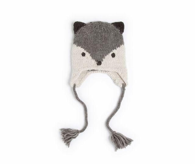 Oysho está lleno de animales con orejas Gorro / Fox Cap Ropa / wear ...