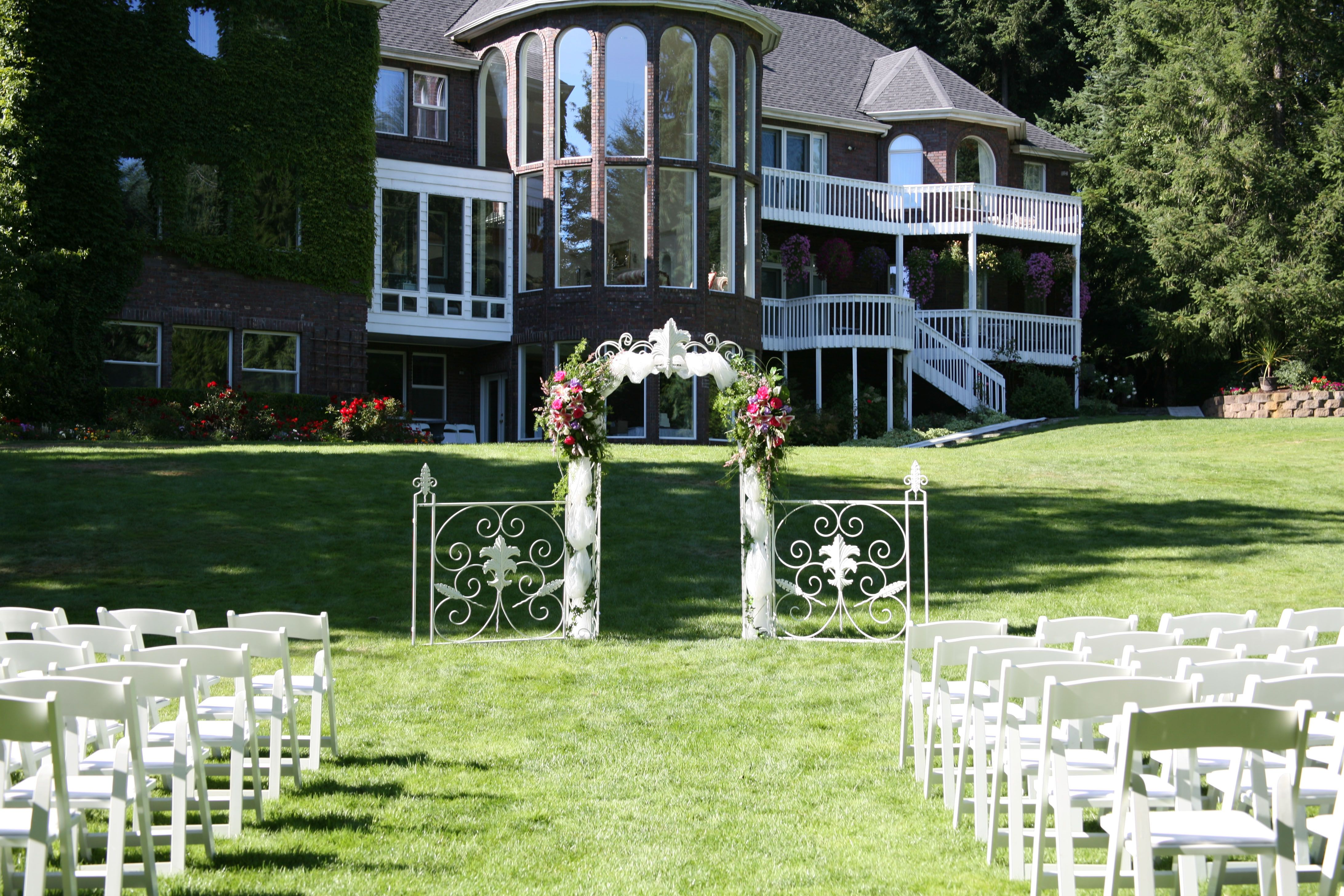 Wedding Venue near Seattle WA The Tracy
