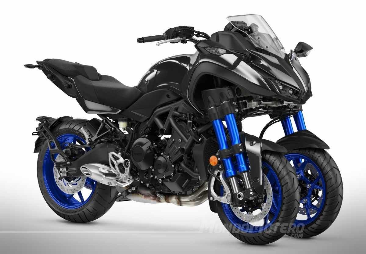 Yamaha Niken Motos De Tres Ruedas Motos De Tres Ruedas Yamaha Motos