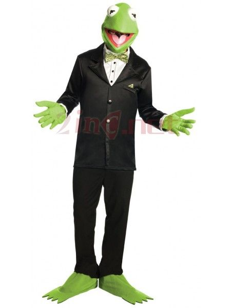 $144.69The Muppets #Kermit #Adult #Costume