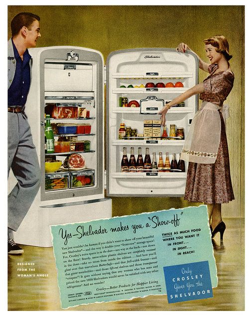 She S A Show Off Vintage Advertisements Vintage Ads Vintage Appliances