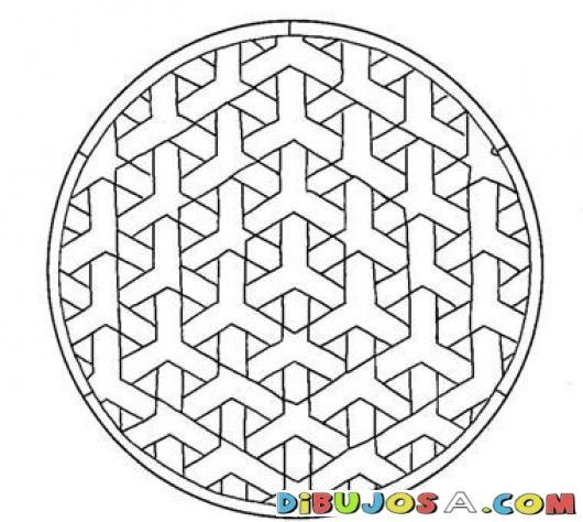 Mandalas Para Colorear Pie De Queso | COLOREAR MANDALAS PARA COLOREAR | Mandalas Para Colorear Pie De Queso | dibujosa.com