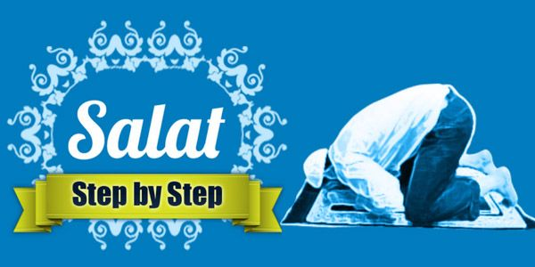 Learn Namaz Sunni way How to Offer Salat Prayer Step By Step