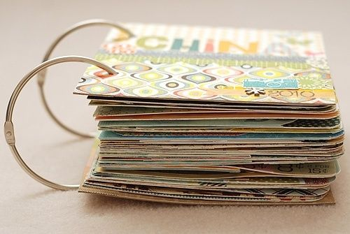 Mini Book Cool Greeting Card Storage Greeting Card Book Old Greeting Cards