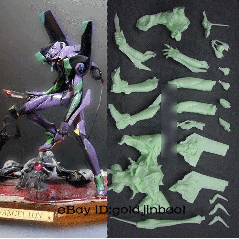 Eva 01 Resin Kit Archivadores