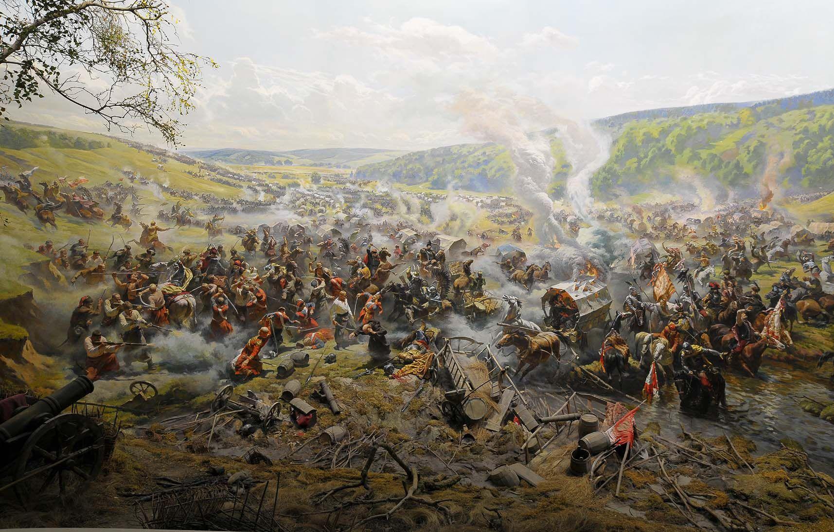 battle of Korsun 1648 2