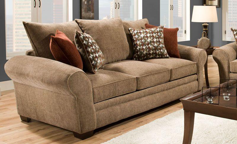 Resort Harvest Sofa Grand Home Furnishings 0222493