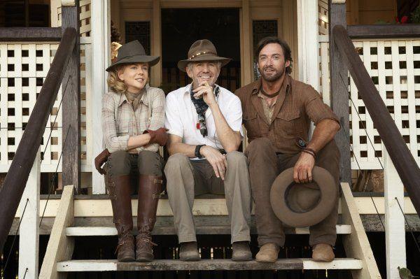 Australia 2008 Hugh Jackman Nicole Kidman Australia Movie