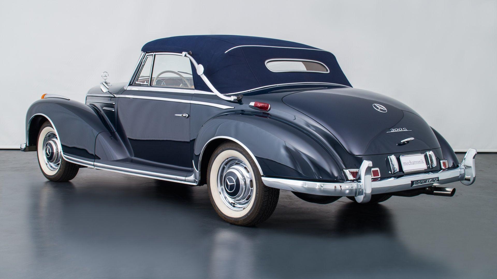 1956 Mercedes-Benz 300 - Sc | Classic Driver Market | Mercedes Benz ...