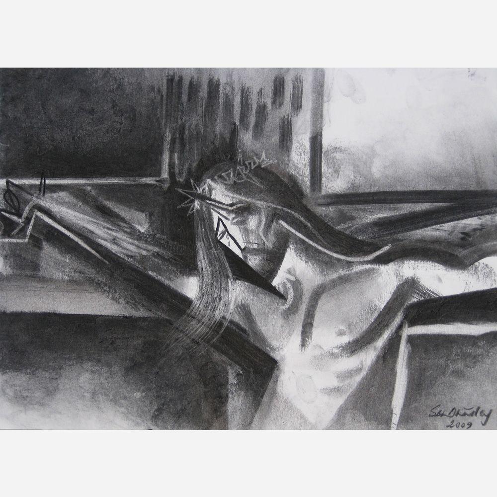 """""""PASIÓN DE CRISTO"""" (2009) POR STEPHEN B. WHATLEY."""