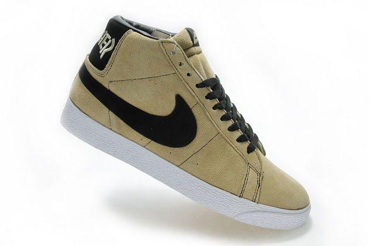 Nike SB Blazer High Brown/Black