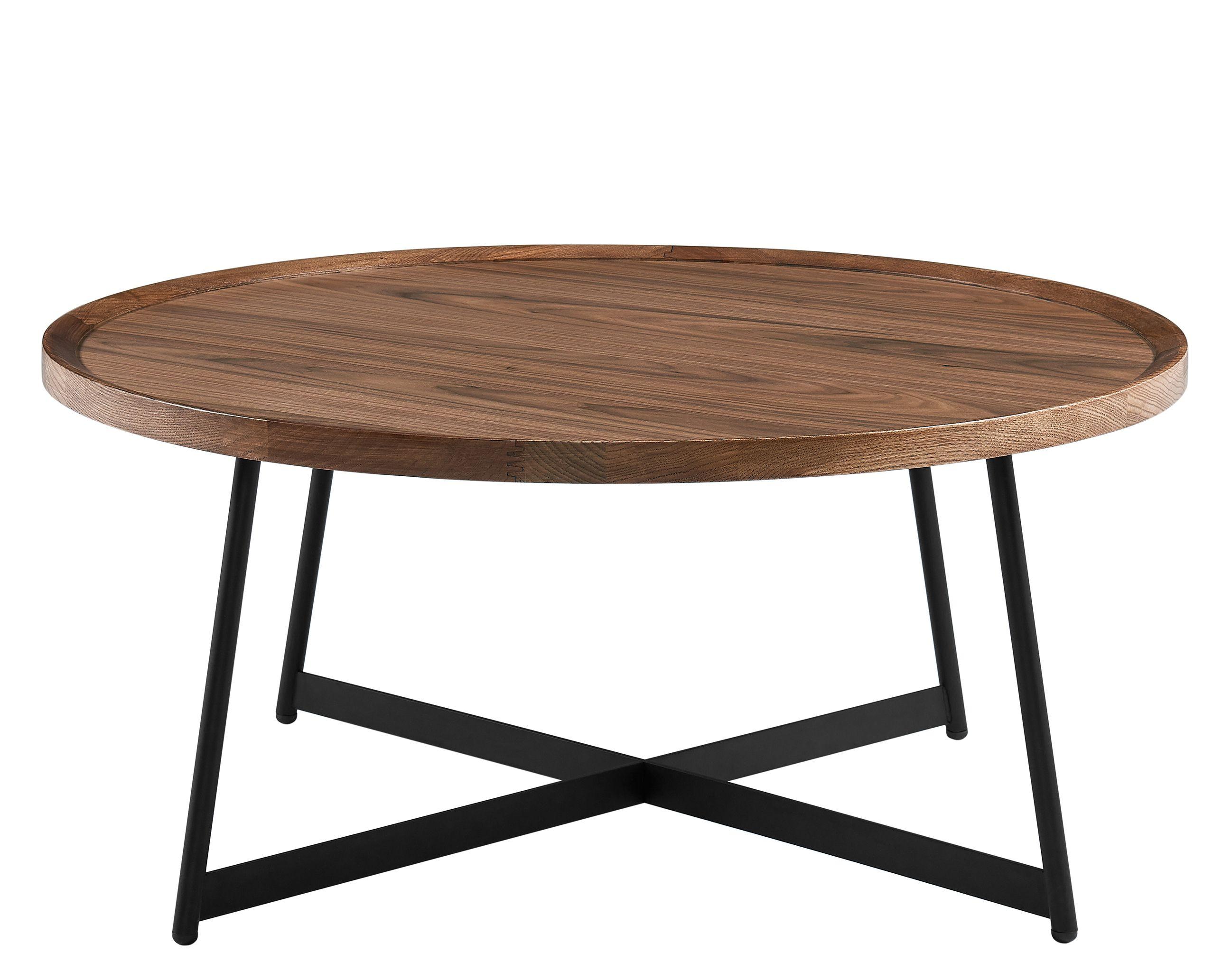 Gweneth Round Coffee Table Walnut In 2021 Coffee Table Cheap Coffee Table Round Coffee Table [ 2066 x 2575 Pixel ]