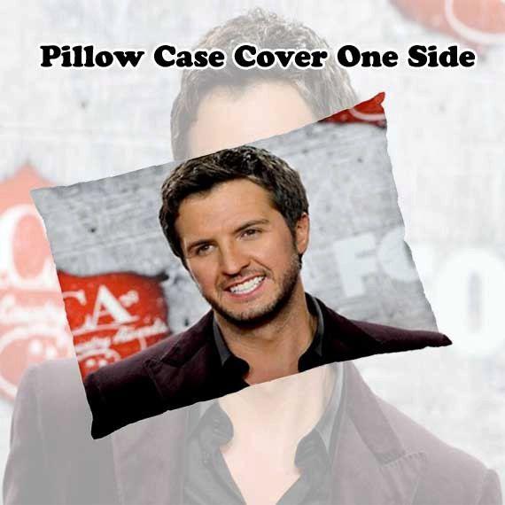 """Pillow Case - NEW Hot Luke Bryan Bedding Pillow Case size 30"""" x 20""""-Ideal Gift"""