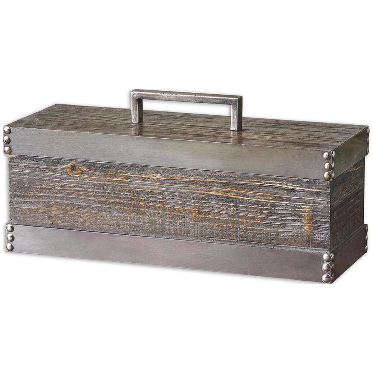 Decorative Boxes Uttermost Lican Natural Wood Decorative Box 19669  Products