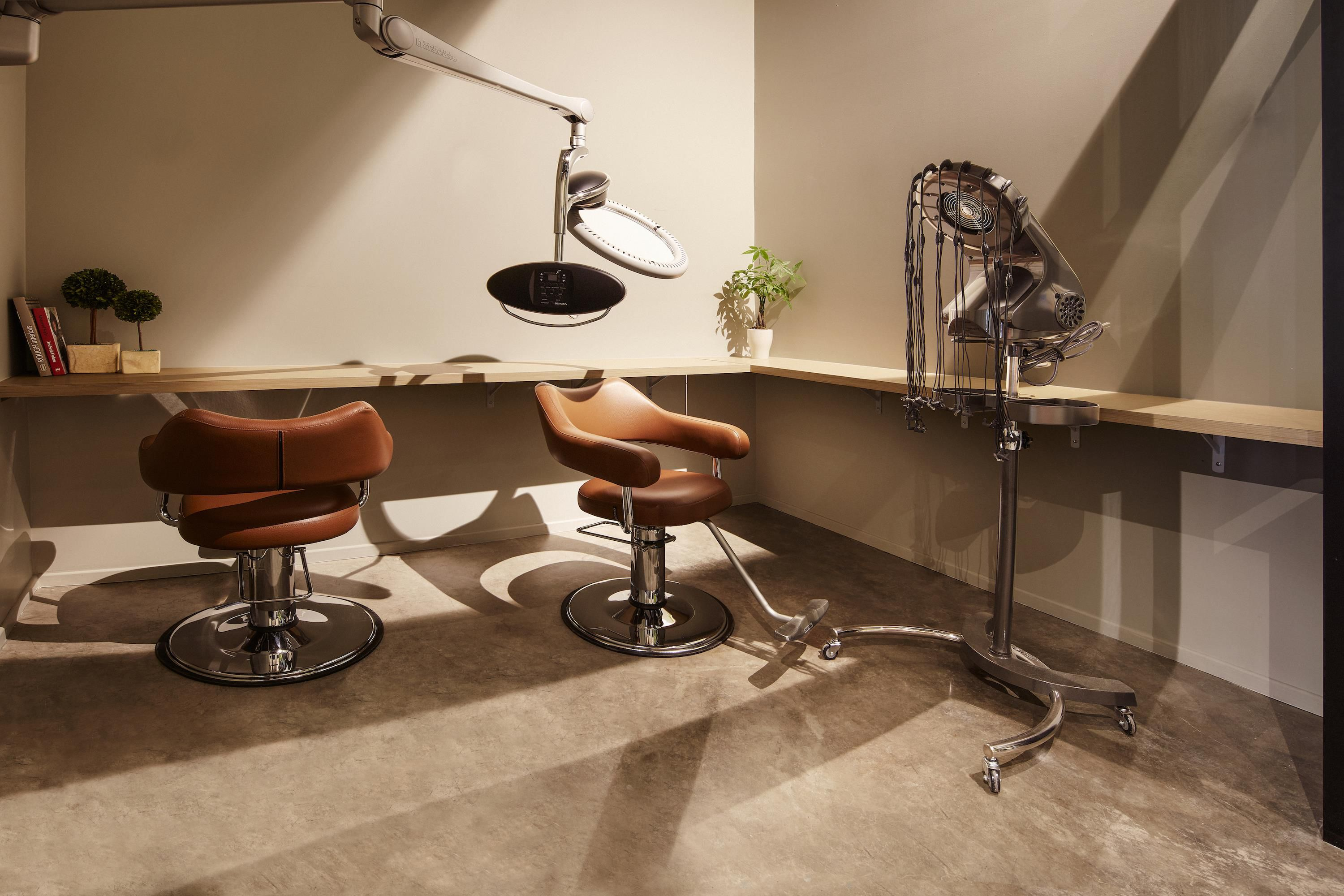 OVERMORROW is an Aveda Lifestyle Salon & Spa, located at South Park ...