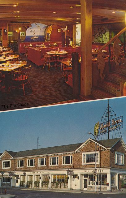 Fish Shanty Restaurant Port Washington Wisconsin By The Pie S Collection Via Flickr