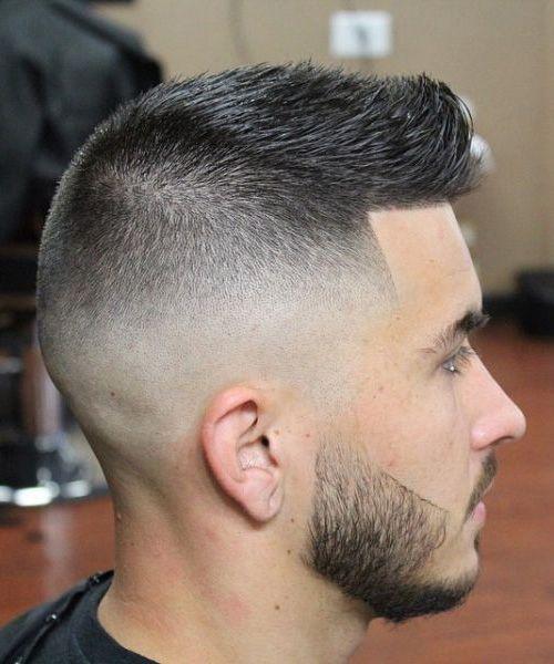 قصات شعر جذابة للرجل Mens Haircuts Fade High And Tight Haircut Haircuts For Men