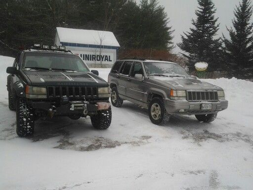 Weezy And A Niner 98 Zj 5 9l Limited Jeep Grand Cherokee Zj