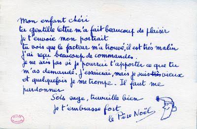 Lettre De Reponse Au Pere Noel.La Reponse Du Pere Noel Par Francoise Dolto Life Hacks